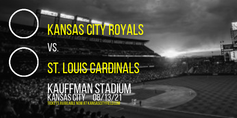 Kansas City Royals vs. St. Louis Cardinals at Kauffman Stadium