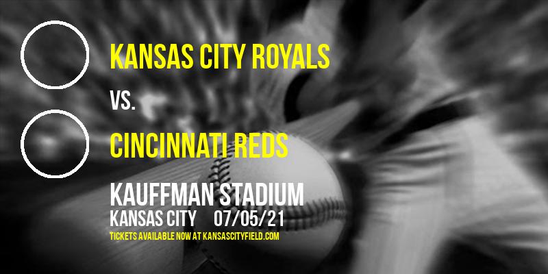 Kansas City Royals vs. Cincinnati Reds at Kauffman Stadium