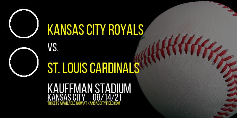 Kansas City Royals vs. St. Louis Cardinals at Kauffman Stadium