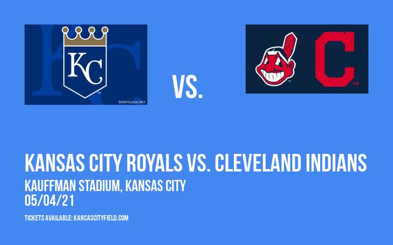 Kansas City Royals vs. Cleveland Indians [CANCELLED] at Kauffman Stadium